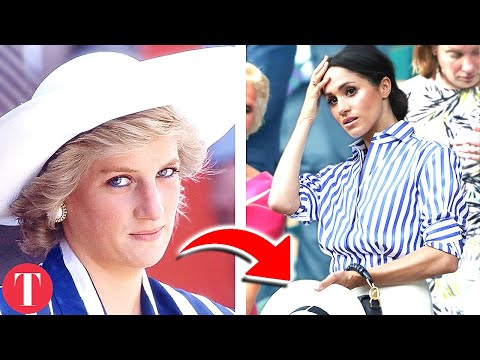 12 Ways Meghan Markle Is Our Modern Day Princess Diana