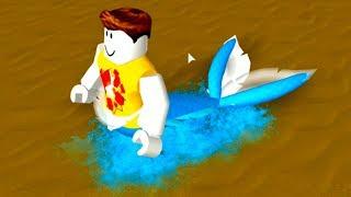 ПОБЕГ ИЗ ШКОЛЫ ВИНКС в ROBLOX от КИДА. Приключения мальчика в замке. Убегаем от русалок и фей #КИД