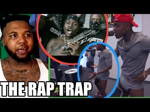 The Rap Trap: SH00TERS come for Da Baby in Wal-Mart!|**Ayo GUARDS Trap Door**