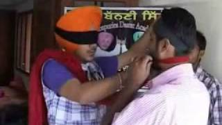 New Punjabi Song 2011 2012 & New Turban Tying Video Manjeet Singh Ferozpuria 94635-95040