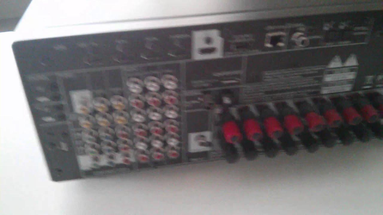 Pioneer Vsx 921