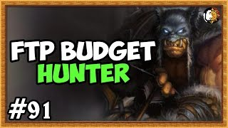Hearthstone: Free To Play Account EU - Budget Hunter - 75%+ Winrate