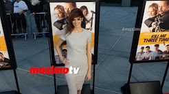 "Rachel Melvin ""Kill Me Three Times"" LA Premiere Red Carpet OOPS!"