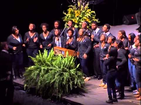 Charter Day 2013: Ebony Expressions sings 'Happy Birthday