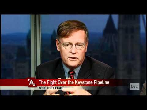 The Fight Over the Keystone Pipeline