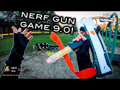 Nerf meets Call of Duty: Gun Game 9.0 | First Person Shooter! letöltés