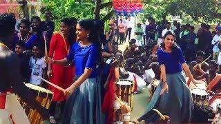 Singari Melam Kerala Young Girls Rocking Performance 2019 | செம ஆட்டம் பாட்டம் கொண்டாட்டம் !!