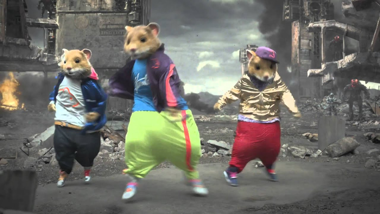 Party Rock Anthem Kia Soul Hamsters Commercial Hd Lmfao Mtv