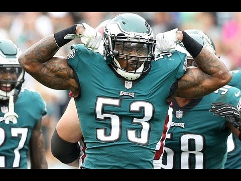 Fedkiw: Nigel Bradham Agrees to 5-Year Extension with Eagles
