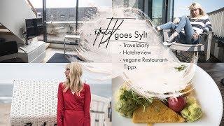 Gambar cover Kurztip nach Sylt | Anzeige Review Hotel Niedersachsen | vegane Restaurant-Tipps