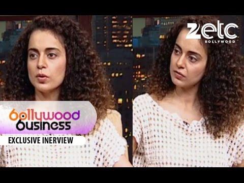 Kangana Ranaut Tanu Weds Manu Returns  |  Exclusive Interview  |  Komal Nahta