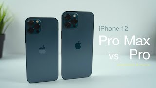 iPhone 12 Pro Max Review (vs 12 Pro) - Is the Camera Actually Better?