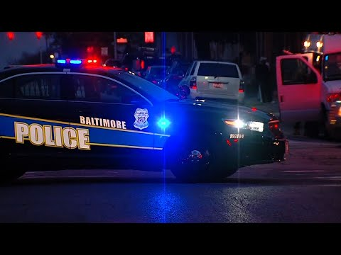 Slain Baltimore Police Detective Was To Testify