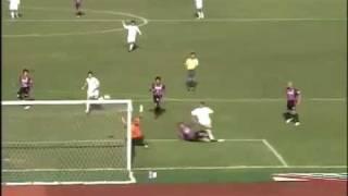 2008 名古屋グランパスゴール集 第32-33節 実況付、ゴール1分...