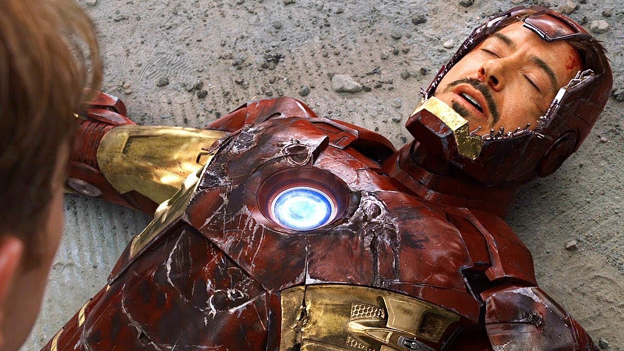 Hulk Saves Iron Man - Final Battle Scene - The Avengers (2012) Movie Clip HD