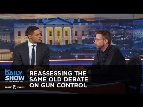 Reassessing the Same Old Debate on Gun Control: The Daily Show