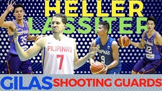 Marcio Lassiter VS Matthew Wright sa Gilas Starting 5