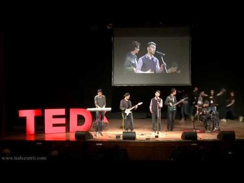 Performance: ESPRIT-BAND at TEDxESPRIT