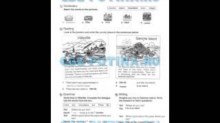 ГДЗ рабочая тетрадь английский язык 5 класс Комарова, Ларионова:Стр 10