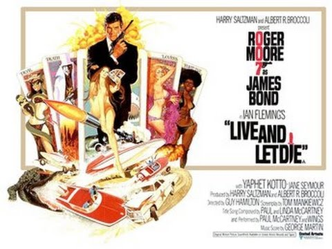 Live and Let Die (1973) - Movie Review