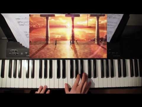 Sword Art Online - A Tender Feeling - Piano