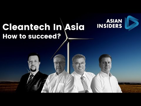 Renewable Energy - How To Succeed In Asia?