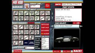 1986 Buick Regal Grand National - Hot Rod: American Street Drag