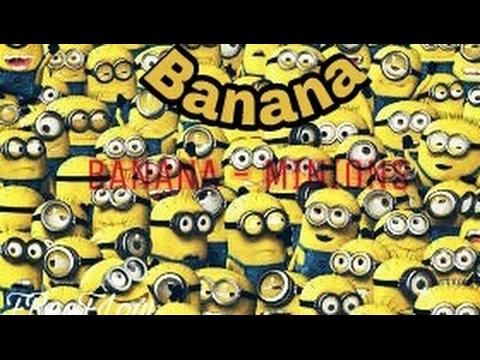 Bananas(Minions) | Ringtone | [DOWNLOAD LINK] | 2017