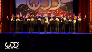 All Young All Stars (1st Place Youth Division) | World of Dance MONTREAL 2014 #WODMTL