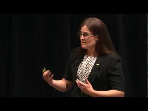 Accepting change: Breset Sterling Walker at TEDxMillRiver