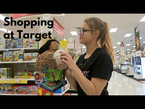 Shopping at Target | MK Eats Bacon