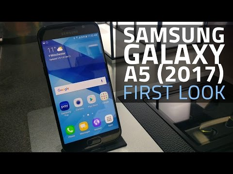 Thumbnail: Samsung Galaxy A5 (2017) First Look | Details, Specifications, and More