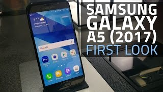 Samsung Galaxy A5 (2017) First Look | Details, Specifications, and More