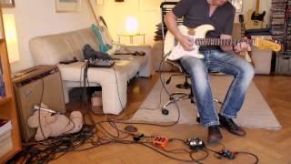 2014 Fender Stratocaster Custom Shop '64 Heavy Relic, Part1