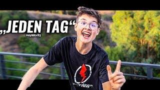 HeyMoritz - JEDEN TAG (Offizielles Musikvideo)
