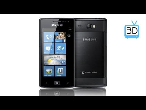 Samsung Omnia W (3D)