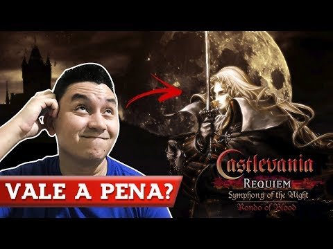 Castlevania Requiem: Symphony of the Night - cinemapichollu