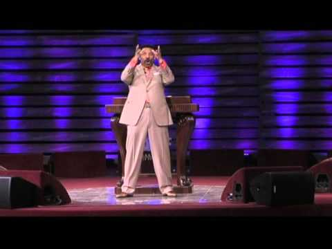 Our Pastor Tony Evans today at Oak Cliff Bible Fellowship Church 1 17 2016