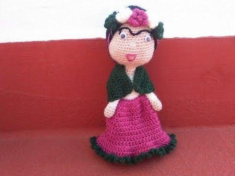 Amigurumi Frida Kahlo : Best frida images amigurumi patterns crochet