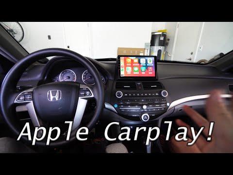 Wireless Apple Carplay QLED on Honda Accord (2008-2012) | Full Install