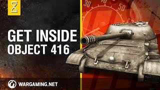 World of Tanks: Inside the Chieftain's Hatch, Object 416