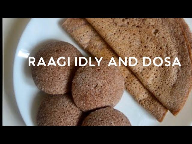 Soft Raagi Idli Crispy Dosa with Same batter in Telugu | Us Express Bindu Vlogs |