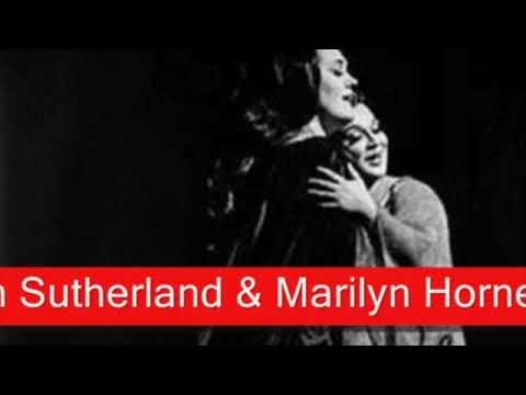 JOAN SUTHERLAND/MARILYN HORNE ON SINGING AND TECHNIQUE