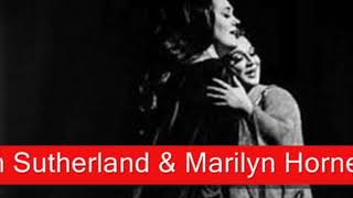 Joan Sutherland Marilyn Horne On Singing And Technique
