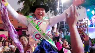NEGRILLOS DE ANDAHUAYLAS en estadio Dulanto / Navidad al niño JESUS Villa Chiara 25-12-2019