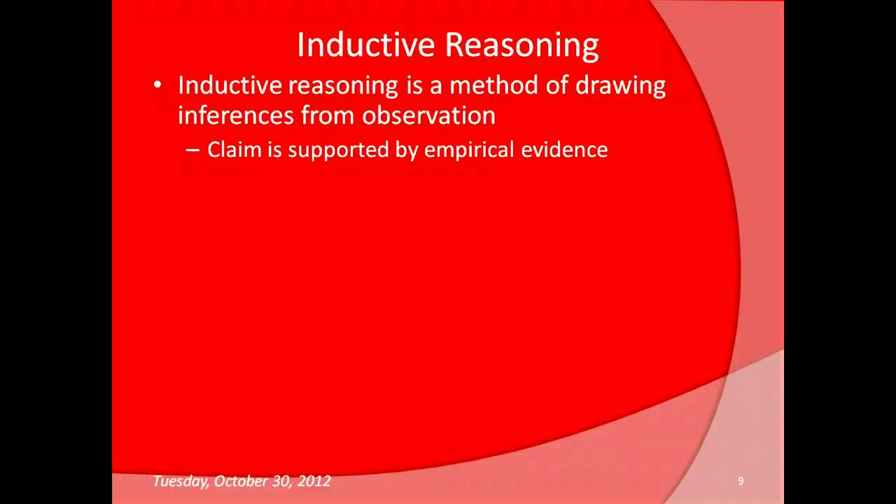 help homework inductive reasoning inductive reasoning essay deductive vs inductive reasoning review inductive reasoning review