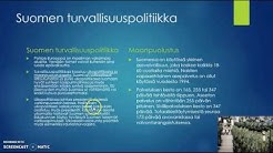 Suomen turvallisuuspolitiikka