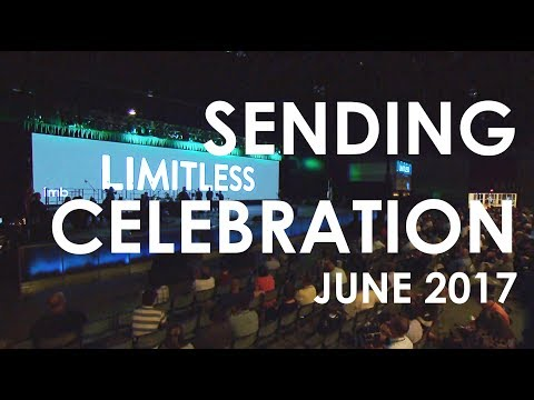 IMB Sending Celebration (SBC 2017)