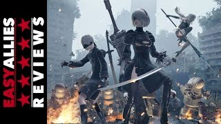 Nier: Automata - Easy Allies Review