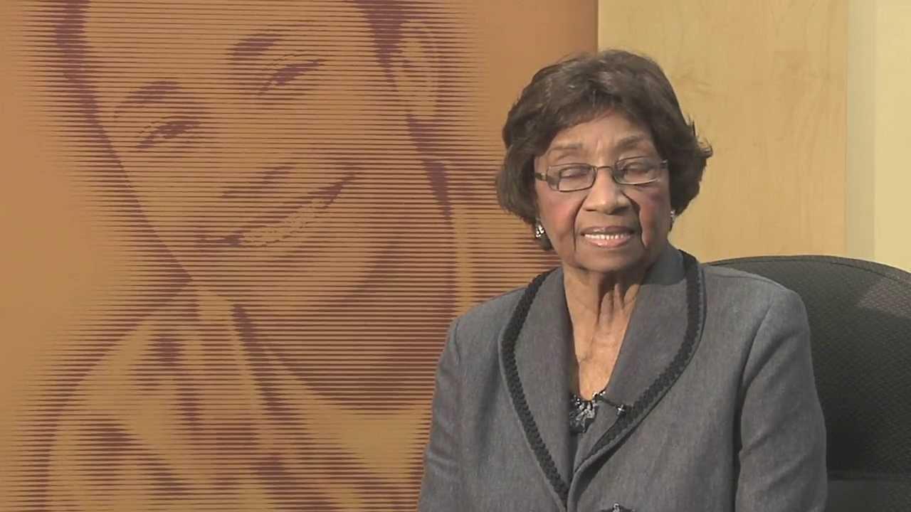 Dr. Myrtle Hightower MLK Tribute